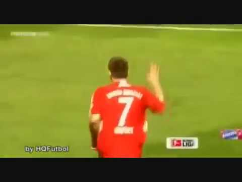 Ribery Top 10 Goals