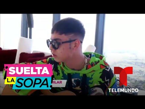 Pepe Aguilar y Natanael Cano se insultaron en las redes | Suelta La Sopa