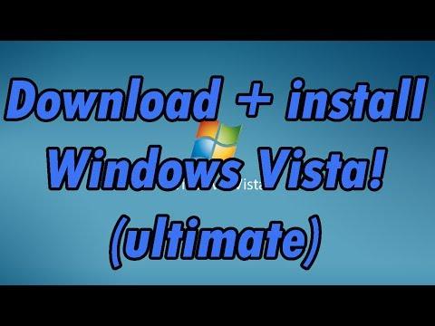 скачать microsoft windows vista первое знакомство