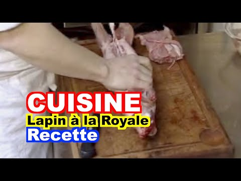 cuisine-:-lapin-à-la-royale