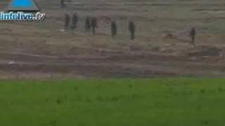 Tir d'une roquette Katiousha sur Ashkelon. Raids israéliens à Gaza et Naplouse. thumbnail