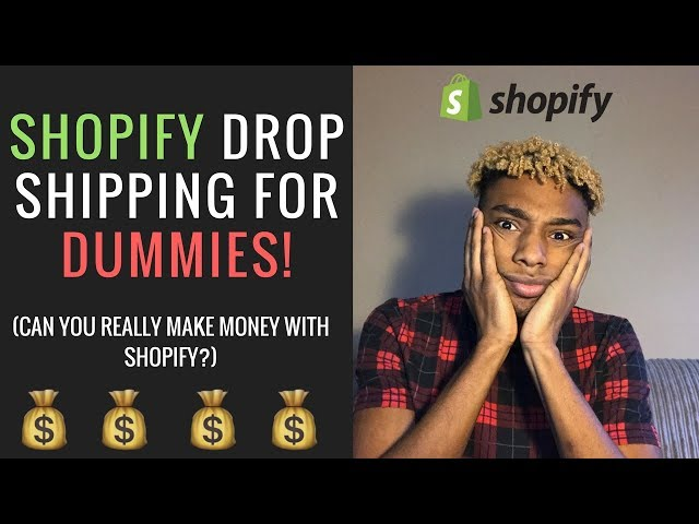 What Is Drop Shipping? Can You Really Make Money With Shopify