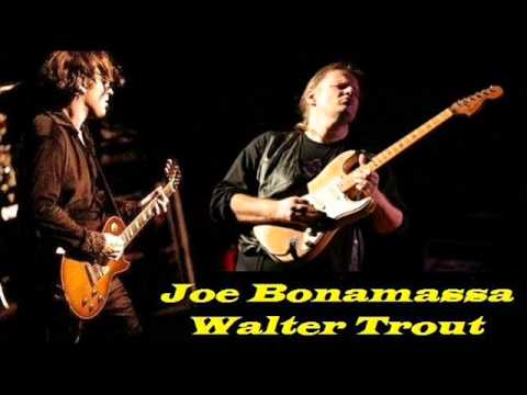 Joe Bonamassa & Walter Trout - Clouds on the horizon