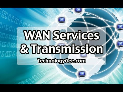 WAN Services & Transmission Mediums | CompTIA Network+ N10-007 | 2.5a