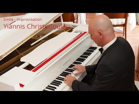 "Yiannis Christodoulou - ""Smile"" - improvisation"