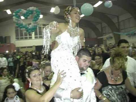 mariage gitan brenda anthony 2012 - Mariage Gitan Voyageur