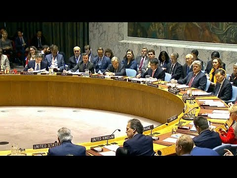 US Secretary of State attends UNSC meeting on DPRK tensions