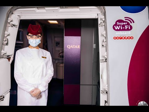 A milestone for Super Wi-Fi | Qatar Airways