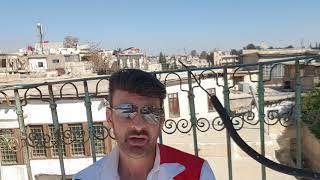 Informationen über Damaskus und Ghouta