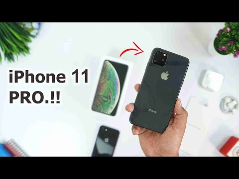 TERYATA BEGINI.!! Unboxing iPhone 11 PRO Indonesia..!! 3 Kamera - Versi HDC Clone