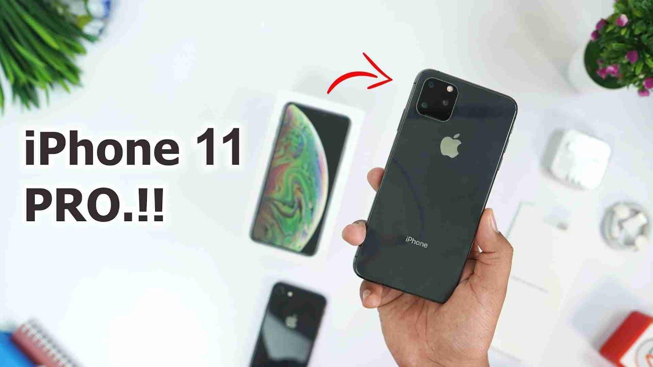 Teryata Begini Unboxing Iphone 11 Pro Indonesia 3 Kamera Versi Hdc Clone