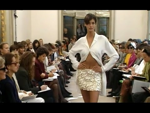 Prada | Spring Summer 1991 Full Show | Exclusive