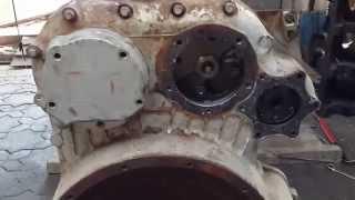 Ремонт дизеля ЯАЗ-204Г. Приклад не правильної консервації.