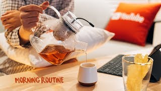 Morning Routine | 프리랜서의 아침식사