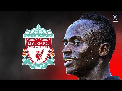 Sadio Mane 2017 ● African Power  Skills & Goals   HD