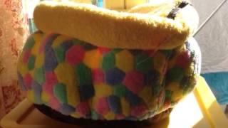 Переноски и лежаки для собак с AliExpres