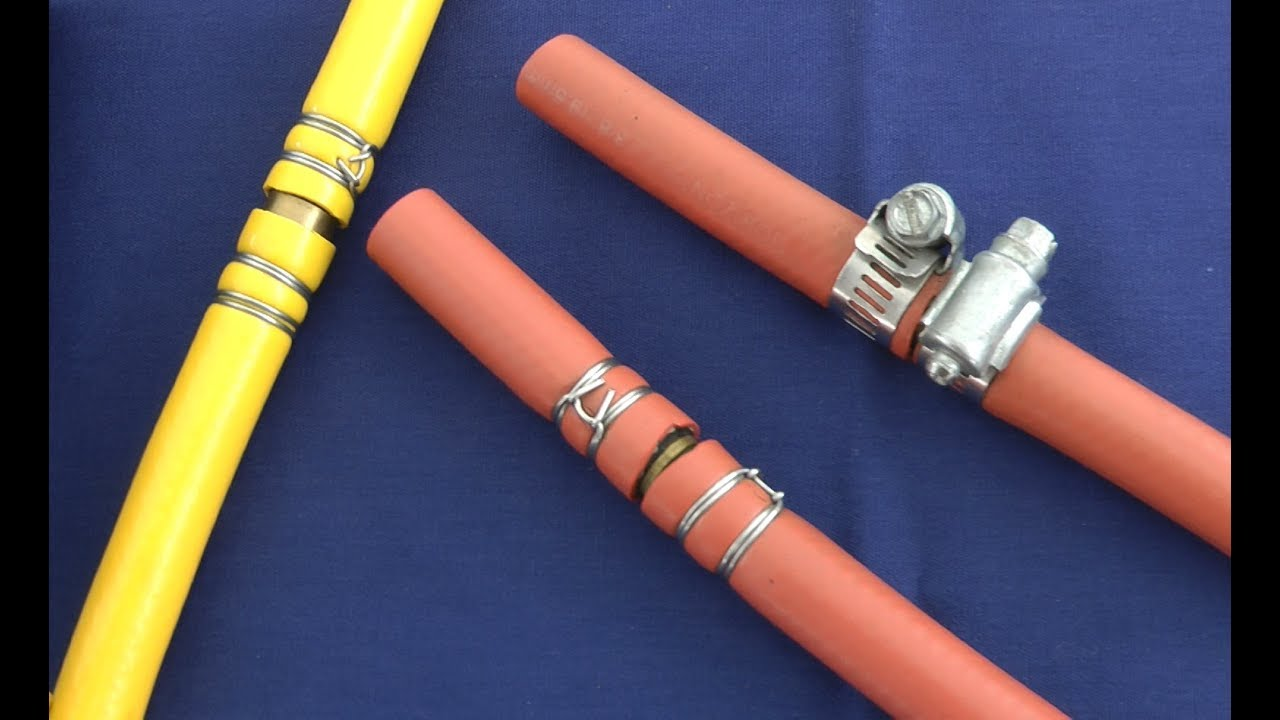 medium resolution of making your own hose clamps for experimental aircraft
