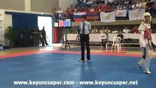 51kg Tolga Islamoglu (TUR) - Politis, Nikolaos (GRE)