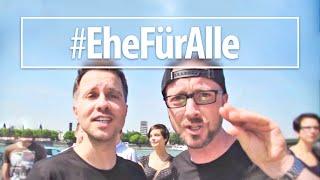 #EheFürAlle – Benjamin Scholz & Oliver Schubert