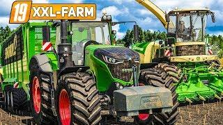 LS19 XXL Farm #82: MAISHÄCKSELN: So wird Silage transportiert! | LANDWIRTSCHAFTS SIMULATOR 19