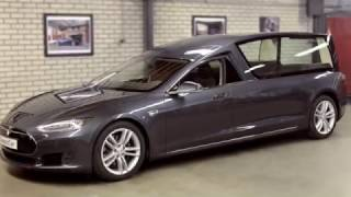 RemetzCar Tesla Model S Hearse