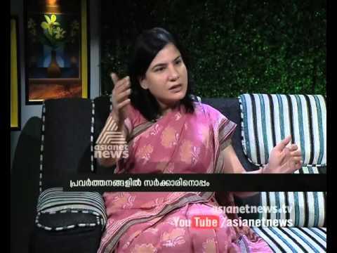 Gauri Maulekhi (Animal Rights Activist):Vaartha Prabhatham  Interview