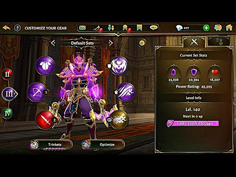 COMPLETING MY LEGENDARY ARMOR SET ! Dungeon Hunter 5