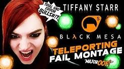 Gamer's Rage: Black Mesa Teleporting Fails: Gordon Freefall