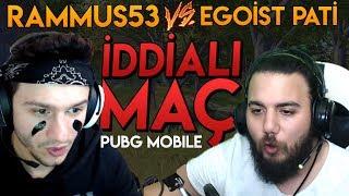 RAMMUS53 ile İddialı Maç Attık! Pubg Mobile Komik Anlar (Küfür İçerir)