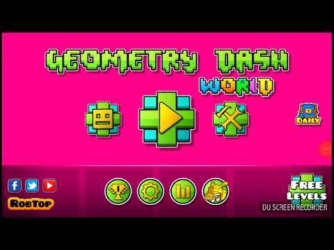 geometry dash dash -online levels
