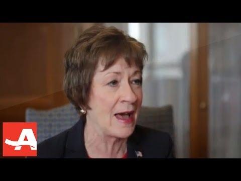 A Conversation with Sen. Susan Collins   AARP