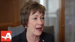 A Conversation with Sen. Susan Collins | AARP