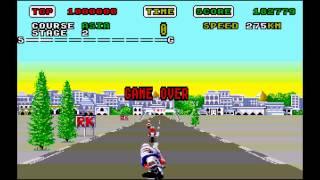 Super Hang On (Atari ST)