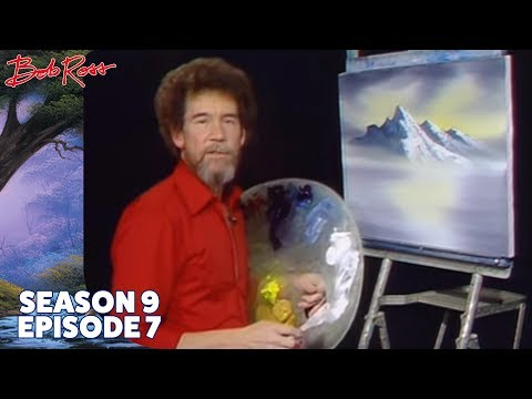 Bob Ross  Forest Hills (Season 9 Episode 7)