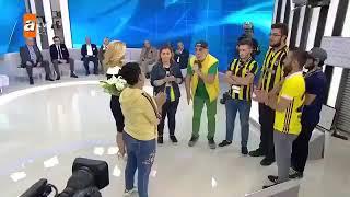 Müge Anlı Fenerbahçe taraftarı  (MÜGE ANLI)