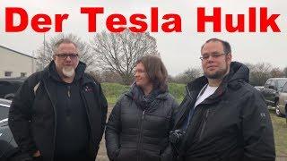 "Seltener Tesla P85D ""Hulk"" zum Check bei mir"