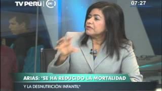Perú redujo índices de pobreza total y extrema
