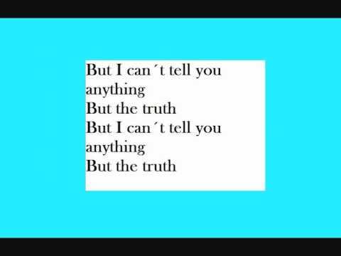 Jack Johnson-Anything But The Truth Lyrics