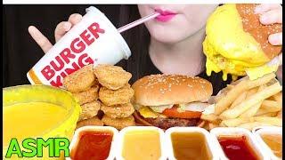 burger king asmr