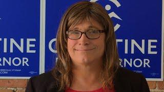 Christine Hallquist, première femme transgenre gouverneur?