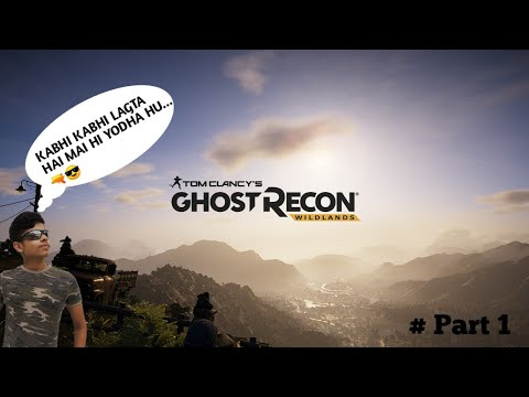 Tom Clancy's Ghost recon wildland gameplay | Part 1 |
