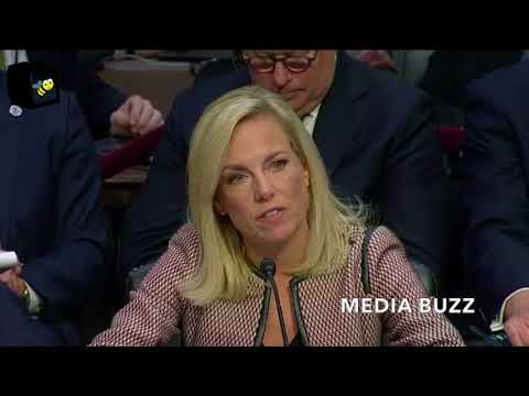 Lindsey Graham Questions Kirstjen Nielsen About Trump, DACA, and Immigration