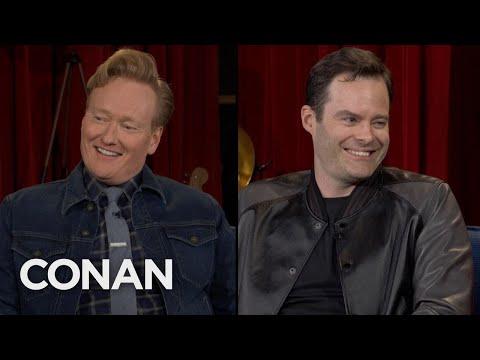 Bill Hader's Celebrity Impressions - CONAN on TBS