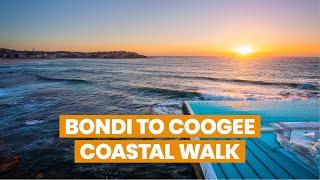 Bondi to Coogee Coastal Walk, Sydney   Flow-motion Hyperlapse