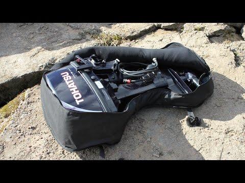 Сумка-переноска для мотора