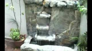 Cooking | diseño de cascadas y jardines centro de estetica
