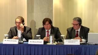 Ομιλία Alexey Grivach στο Συνέδριο ΙΓΜΕΑ