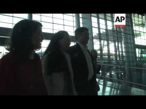 US couple, Matthew and Grace Huang, cleared in daughter's death leaves Qatar
