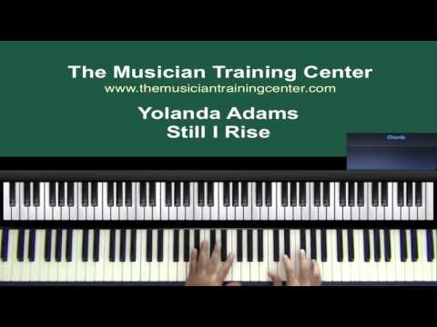 "How To Play ""Still I Rise"" by Yolanda Adams"