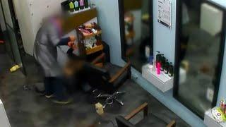 전자발찌 차고 성폭행 시도…피투성이 된 여성 / 연합뉴스TV (YonhapnewsTV)